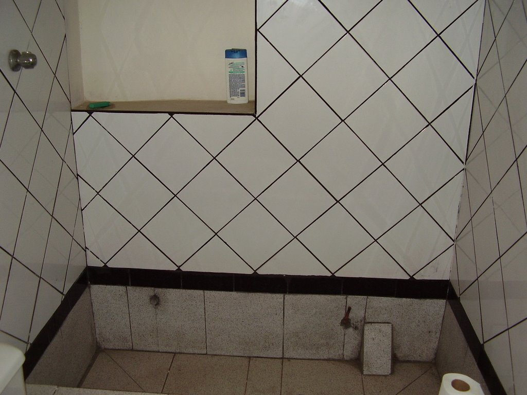 Tinas De Baño De Concreto:Amplios baños