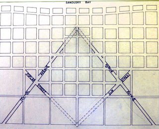 CANTON TRUTH Sandusky Ohio Laid Out In Shape Of Masonic Square
