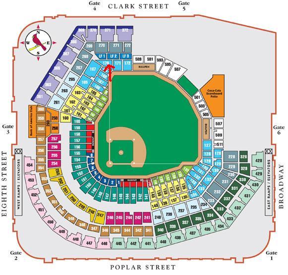 descriptive essay baseball stadium