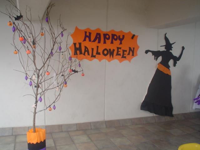 Grishka guzm n algarab a culinaria halloween cupcakes y - Ideas para hacer en halloween ...