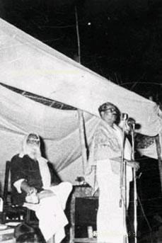 Periyar with Bharathidasan