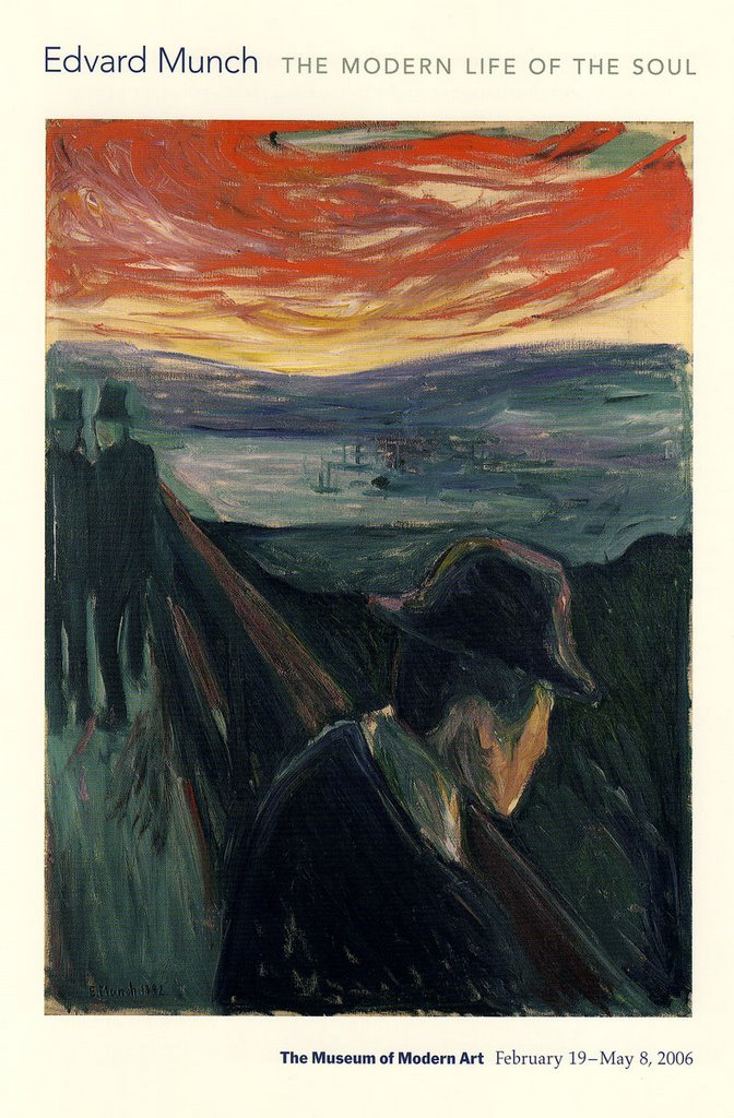 impact of edvard munch s the scream The scream: edvard munch:  edvard munch, acclaimed as norway's  he remained in germany for a number of years to watch the impact of his art serve to turn.