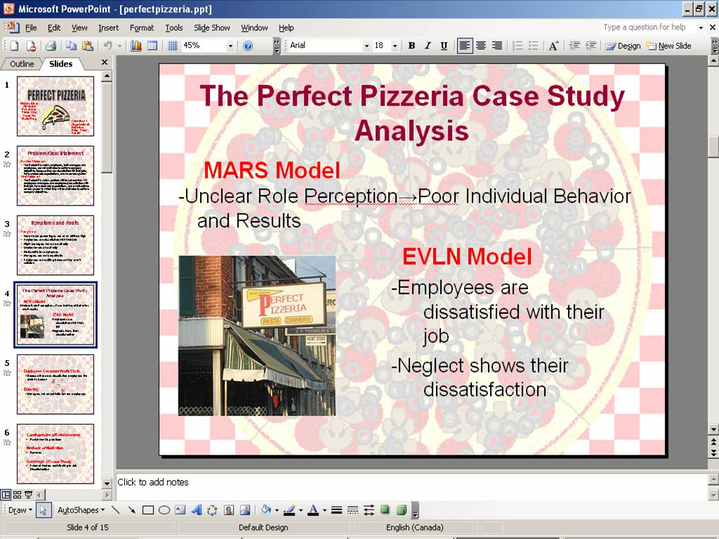 perfect pizzeria case analysis Learn about azure content delivery network, a secure and reliable global content delivery and acceleration solution.