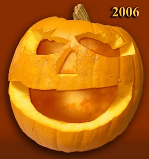 Our Pumpkin 2006
