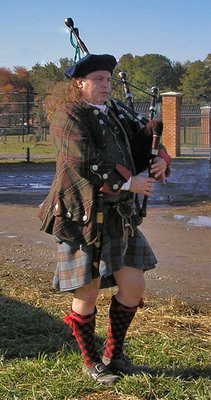 Piper-Old Style Kilt