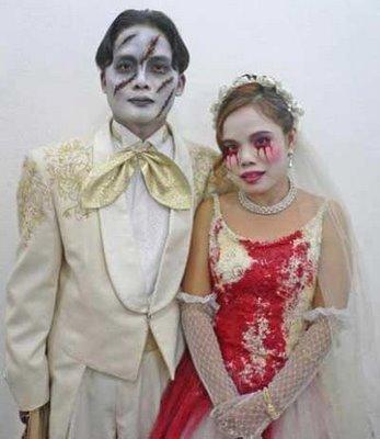 A Zombie Wedding 1