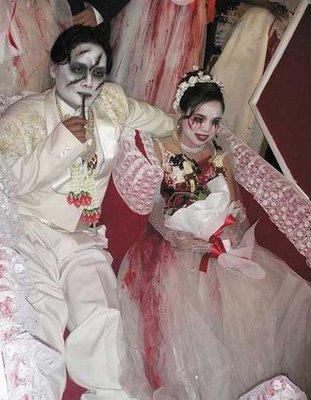 A Zombie Wedding 2