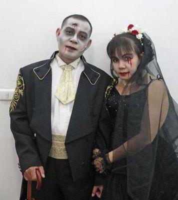 A Zombie Wedding 3