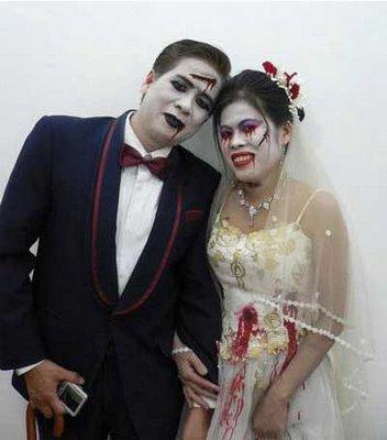 A Zombie Wedding 4