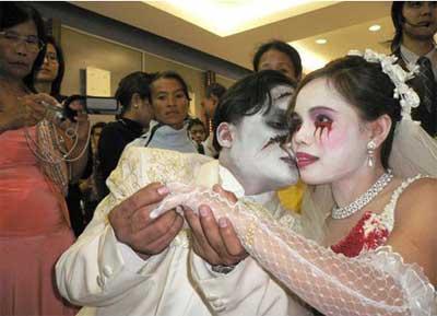 A Zombie Wedding 5