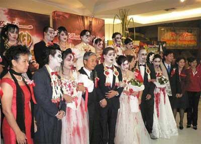 A Zombie Wedding 7