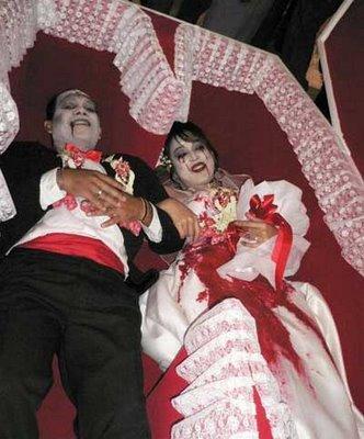 A Zombie Wedding 8