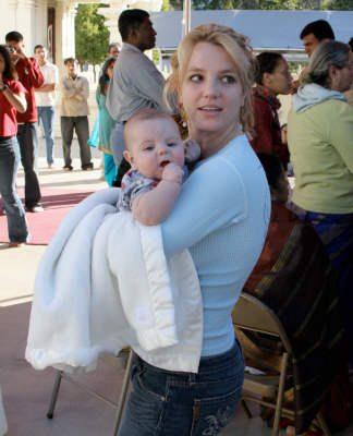 Pregnant Britney eyes Namibia