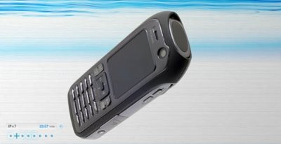 Sony Ericsson SO902WP And Waterproof Cellphone