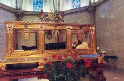 St.Bernadette in Lourdes