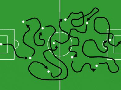 Soccer Tactics Brasilain Plan