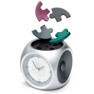 Wake Up Puzzle Clock
