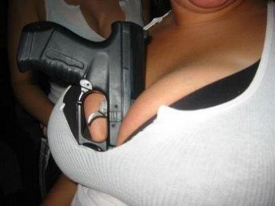 Handy Gun Holster