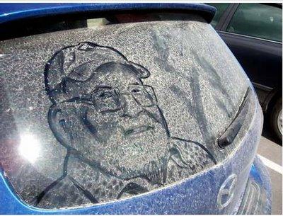 Wade's Dust Art