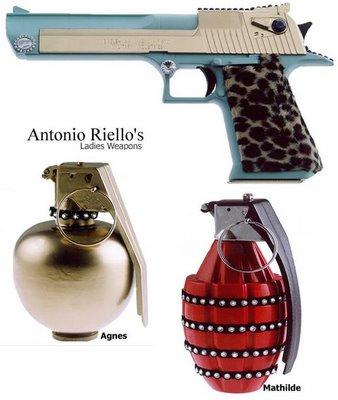 Ladies Weapons