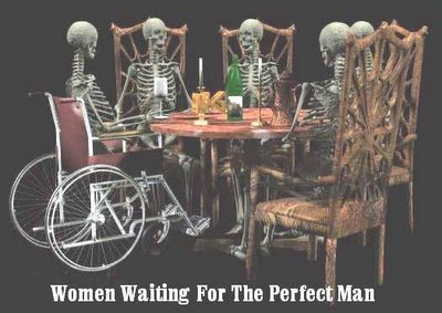 Women waiting