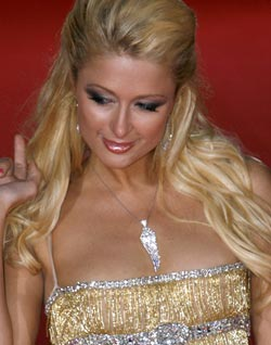 Paris Hilton gets a big 'F' from Spiteri