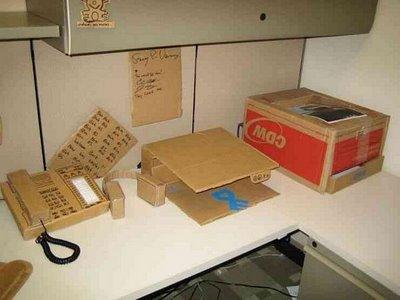 CardBoard Office 5