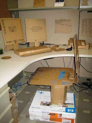 CardBoard Office 8