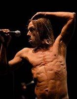 Iggy Pop baila en Buenos Aires