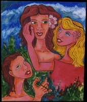 Mujeres, divino tesoro