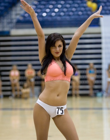 Chargers girls naked