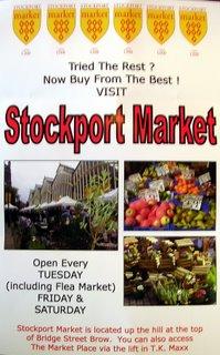 Market leaflet