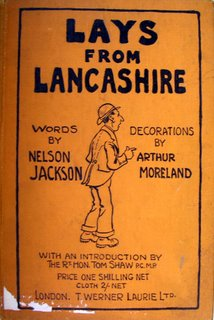 Lays from Lancashire cover