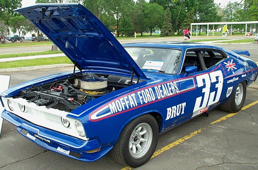 My Ford Dreams Classic: What does Ford get, what do I get from Racing?