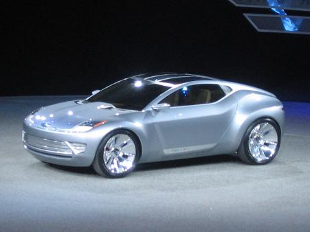 I Read Over At Jalopnik That Uk Magazine Is Speculating That The New Ford Reflex Concept Could Be Pointing To The Styling Of The New Fiesta Based Sporty