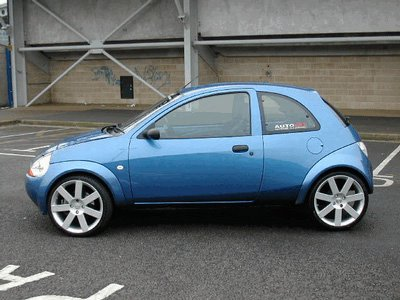 But More To The Point I Was Watching Episodes Of Both Shows Where They Reviewed The Ford Ka Now If You Havent Heard Of The Ka Thats Because Its Never