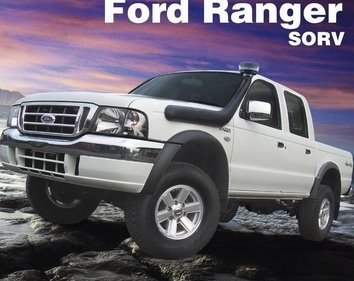 Ford Ranger Sever Off Road Vehicle Package For The World But Not US