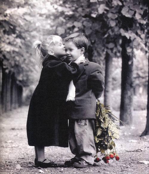 Define irony kim anderson - Photo noir et blanc enfant ...