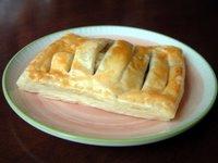 バジルとローズマリーのポテトパイ