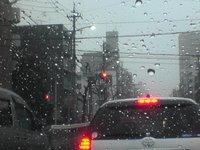 霧&雨の通勤