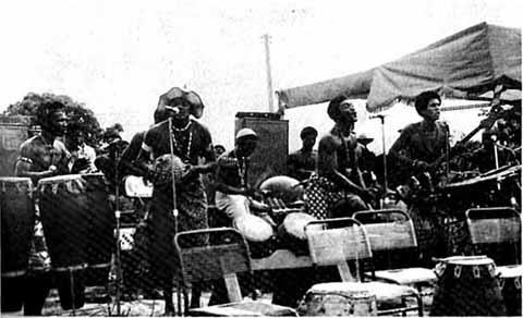 Okyerema Asante - Drum Message