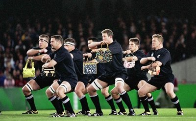 WebWeaver's World: Hurricanes set the trends - All Blacks follow...