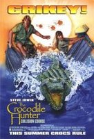 A poster for The Crocodile Hunter: Collision Course.