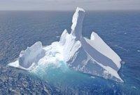 Kiwi iceberg.