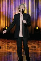 Clay performing on Jerry Lewis's MDA Telethon