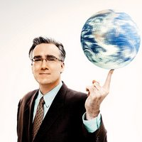 Keith Olbermann in Rolling Stone magazine.