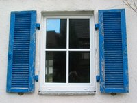 Window detail, Germany. Copyright: WebWeaver Productions