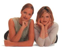 [Trinny and Susannah]