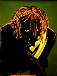 Fluoman, un peintre rasta - Reggae, Rasta, Rastafaraï