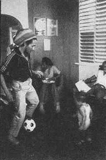 bob marley et le foot